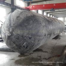 Evergreen Maritime Brand Yokohama Type Inflatable Boat Cylindrical Rubber Fenders Made in China
