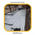 Slotted C Type cold forming sectional steel