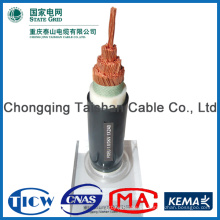 Großhandel professionelle Stromversorgung flache electrica flexible Kabel