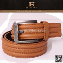 Folding New design Professional Best selling genuine pu mens belt