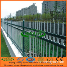 Security Cast Iron Fence (Height: 1.2m-3.5m)