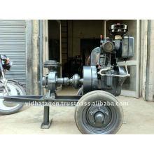11.5 caballos de fuerza motor diesel pumpet