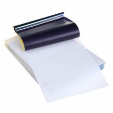 """Neue 100 Bettwäsche Tattoo Carbon Thermal Schablone Body Transfer Papier 8,5 """"x 11"""""""