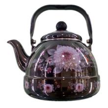 Фарфоровый эмалевый чайник, эмалированный чайник, керамическая эмаль, чайник из углеродистой стали