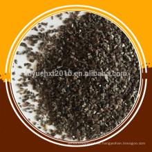 Braunes verschmolzenes Aluminiumoxid, feuerfest, abrasiv zum Strahlen und Schneiden