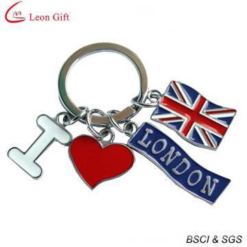 Heißer Verkauf Keychain London Schlüsselanhänger (LM1427)