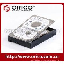 "2.5 ""Caja de disco duro interna con material de aluminio"