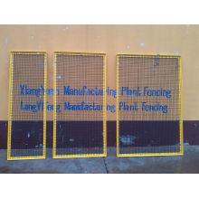 Schutzzaun für Maschinenausstattung und Werkstatt und Roboter