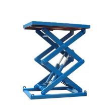 Plataforma de elevación del brazo hidráulico fijo