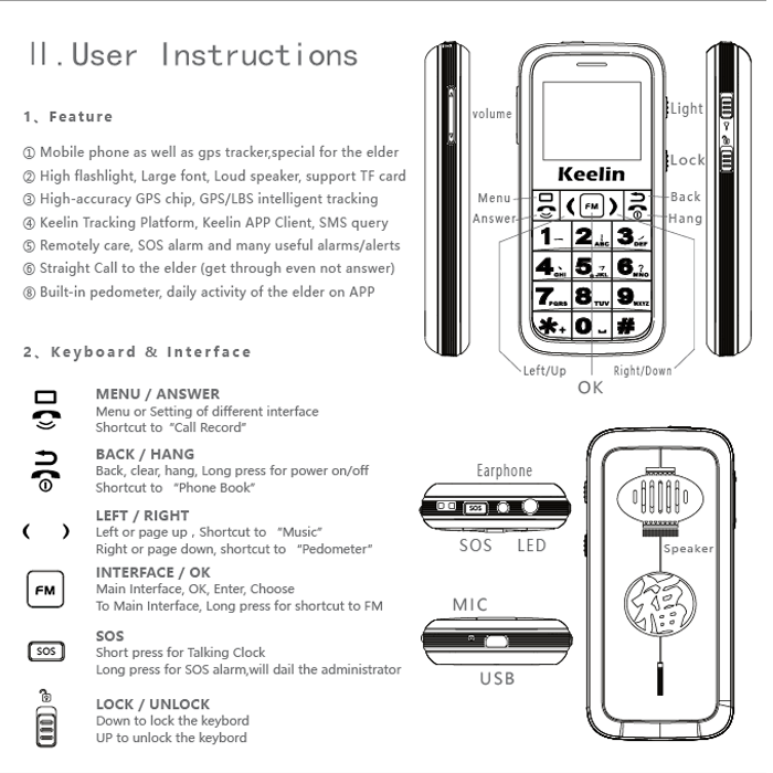 User-Instructions GPS Phone Tracker
