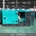 precio del generador diesel 80kva accionado por el motor 4BTA3.9-G11 de CUMMINS