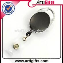 Rétracteur de bobine de badge personnalisé pour la promotion