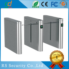 Waterproof 316 Stainless Steel Drop Arm Turnstile