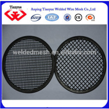 SS frittered Filter Mesh Anping Fabricant