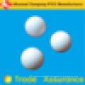 Bolas de bolinhas de bolas de plástico