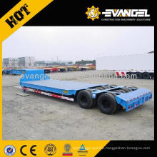 3 axles Log Loader Trailer With Fuwa axle, 60 ton