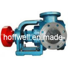 Pompe à engrenages interne à l'huile bitumineuse