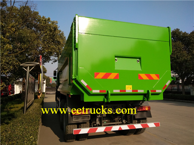 10 TON Docking Garbage Trucks