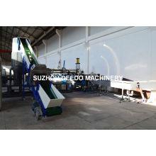 PP PE PC ABS Kunststoff Granulat Pellet Maschine Produktionsmaschine