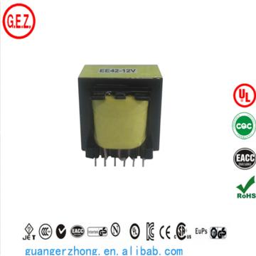 ROHS EE42 transformateur haute fréquence