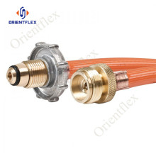 pvc wire gas hose regulator lpg