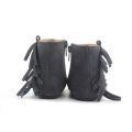 Slipper Boots Mode Bottes en cuir chaud Baby