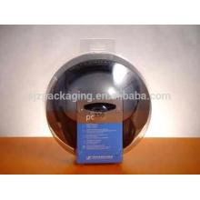 Упаковка для термоформования прозрачная ПЭТ блистерная пленка для электроники блистер