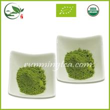 2016 Matcha de alta qualidade orgânica chá verde em pó
