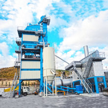Container Asphalt Bitumen Mixing Plant For Sale