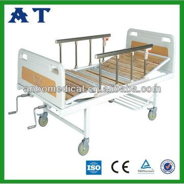 Medical wooden hosptial bed CE