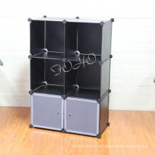 Kunststoffgehäuse mit schwarzer Farbe (FH-AL0023-2)