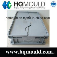 Plastic Economy Storage Box Mould with Attached Lid