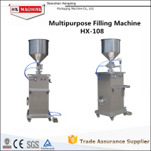 Machine de remplissage de crème de machine de remplissage de miel de machine de remplissage multifonctionnelle