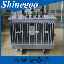 full enclosed amorphous alloy transformer
