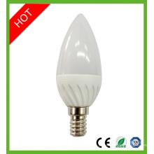 Luz lâmpada E14 6W Ce vela