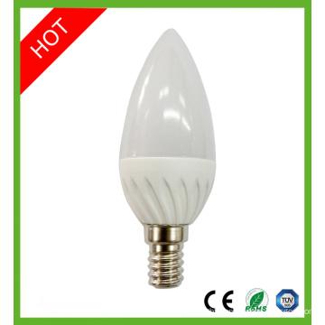 E14 6W Ce LED Candle Bulb Light