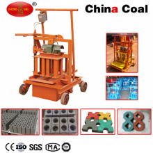 Manual Mini Concrete Block Making Machine