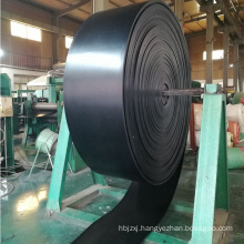 High Strength EP Fabric Oil Resistant Heavy Duty Conveyor Rubber Belt For Mining