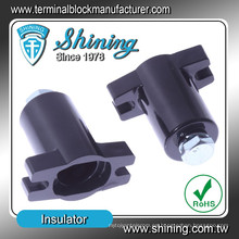 SL-2540 Cable eléctrico Abrazadera del cable 1.2 KV Aislador de baja tensión