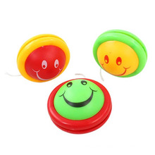 Promotion Gift Smile Face Yoyo Plastic Yoyo Ball for Kids (10224308)