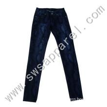 Women's Stretch Skinny Denim Jeans Pants