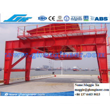 Wheat Handling Dust Proof Port Unloading Machine Mobile Hopper