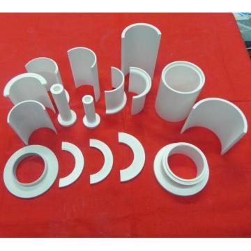Piezas de cerámica de nitruro de boro de alta temperatura mecanizables