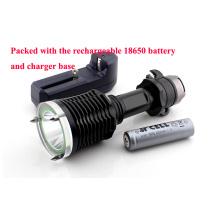 Mag Switch 900 Lumen Xml-T6 LED Tauchen Taschenlampe