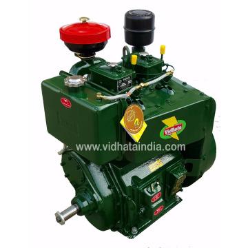 Дизельный Двигатель В Индии 18 Н. П.