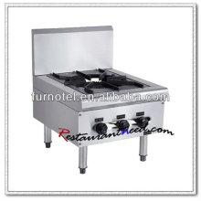 K227 Com Backsplash 1 Burner Gas Hob Burner