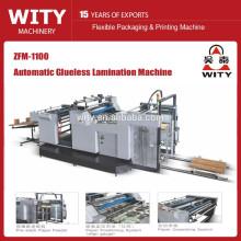2015 máquina de laminação térmica automática ZFM-1100