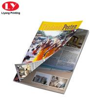 広告用A4エンターテイメント雑誌印刷
