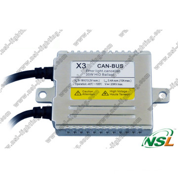 Best HID Xenon Ballast Canbus X3 X5 Work Perfectly on BMW Benz etc