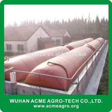 ACME Floating Cover Food Waste Biogas Digester Plant